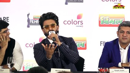Ranveer Singh's FUNNY Reaction on Wife Deepika Padukone Strict Restriction on him after Marriage