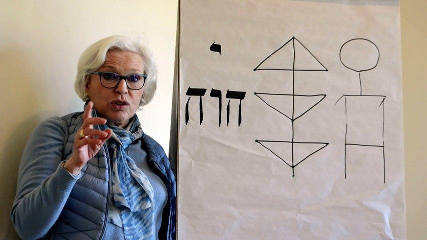Le symbolisme du corps humain par Suzanne Renardat