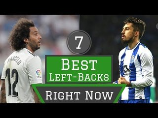 7 Best Left Backs in World Football Right Now