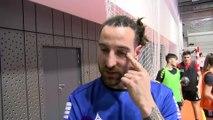 Benjamin Massot-Pellet ailier droit Martigues Handball