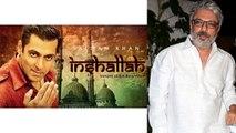 Salman Khan and Sanjay Leela Bhansali finalise the title of their upcoming movie | FilmiBeat