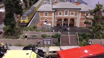 Model Train Layout Ebsworth Street by Beckenham and West Wickham Model Railway Club | Pilentum Television - The world of model trains