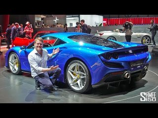 Check Out the NEW Ferrari F8 Tributo! | FIRST LOOK
