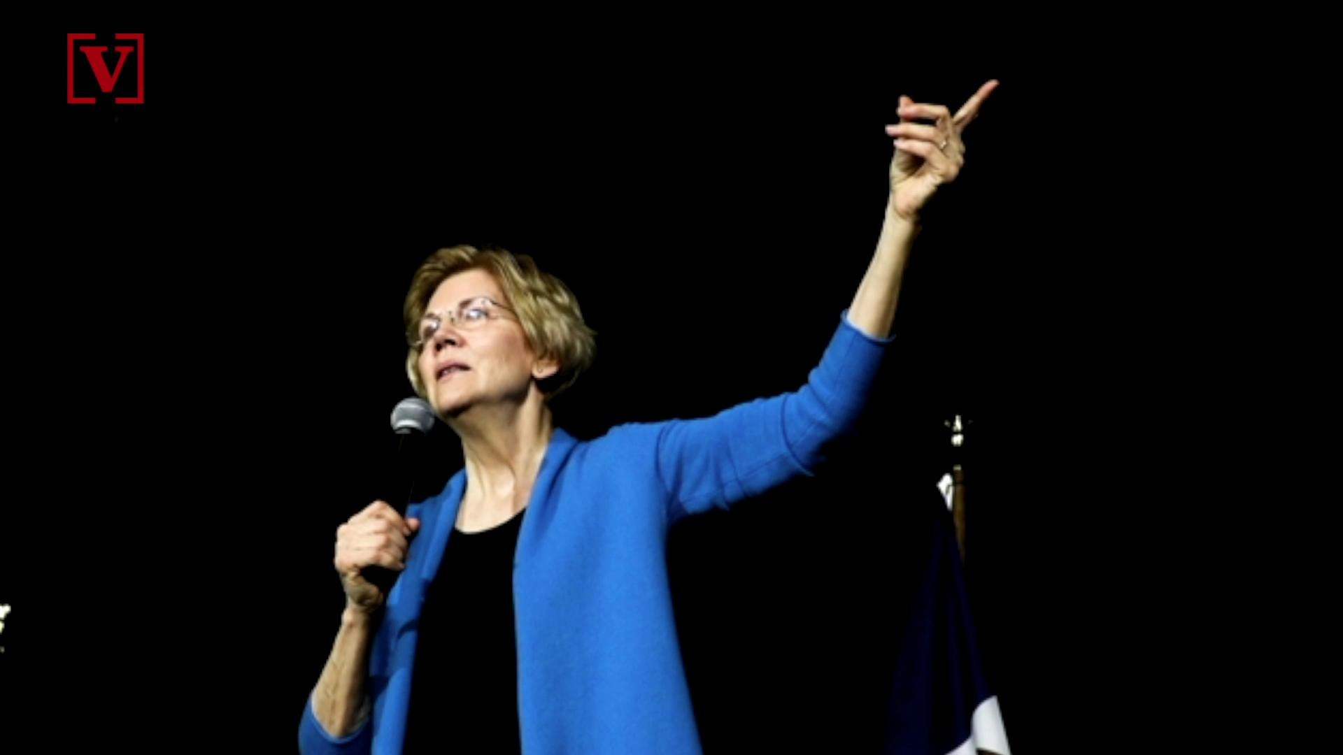 Elizabeth Warren's Ads Targeting Facebook & Big Tech Temporarily Yanked by Facebook