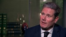 Keir Starmer: PM's Brexit deal isn't good enough