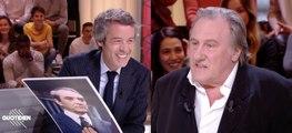 Yann Barthès et Gérard Depardieu parlent de flatulences ! (Quotidien) - ZAPPING TÉLÉ DU 12/03/2019