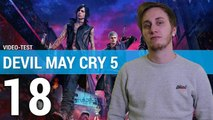 DEVIL MAY CRY 5 : Un Devil May Cry exceptionnel | TEST