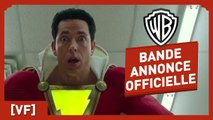 Shazam! Bande Annonce Officielle VF (2019) Zachary Levi, Asher Angel