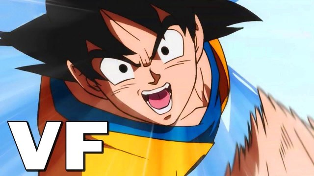 DRAGON BALL SUPER BROLY Bande Annonce VF