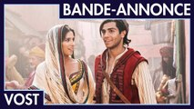 Aladdin Bande-annonce VOST (Aventure 2019) Mena Massoud, Naomi Scott
