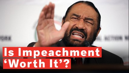 Rep. Al Green Rebukes Nancy Pelosi, Still 'Worth It' To Impeach Trump