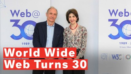 World Wide Web Turns 30  - Five Facts You Didn't Know