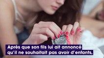 Une mère perce les préservatifs de son fils pour le forcer à avoir un enfant