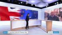 Brexit : journée cruciale pour Theresa May
