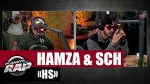 """Hamza  """"HS"""" ft SCH #PlanèteRap"""