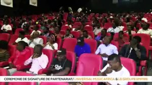 JV UNIVERSAL MUSIC AFRICA - EMPIRE (BENIN)