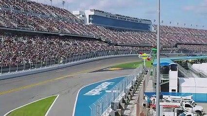 Daytona 500 Drone Shots