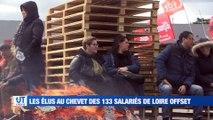 Info/Actu Loire Saint-Etienne : A la Une : Les lycéens s'emparent du climat / Les élus au chevet des salariés de Loire Offset / Un mannequin challenge des commerçants à Saint-Galmier / Un film à l'effigie de 3 villages foréziens