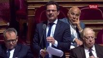 Loi anti-casseurs: Jérôme Durain défend un amendement de suppression de l'article 2