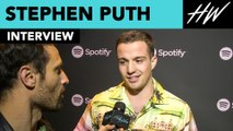 """Stephen Puth Explains His """"Sexual Vibe"""" in the Studio!! 