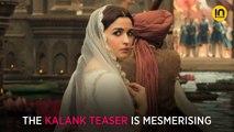 Kalank teaser: Varun Dhawan, Alia Bhatt, Sonakshi Sinha and Aditya Roy Kapur were not the first choice for the film