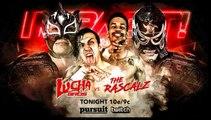 The Lucha Brothers (Fenix & Pentagon Jr.) vs. The Rascalz (Dezmond Xavier & Zachary Wentz) Impact Wrestling