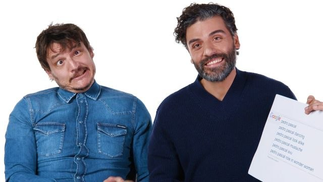 Oscar Isaac & Pedro Pascal Answer the Web's Most Searched Questions