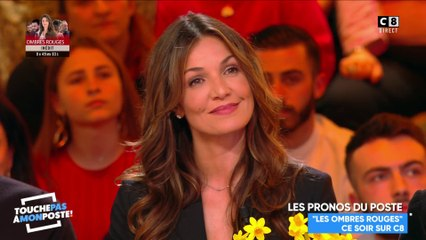 """Les ombres rouges : """"C'est un beau rôle pour une femme"""" confie Nadia Farès sur son personnage"""