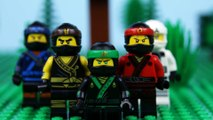 LEGO Ninjago COMPILATION STOP MOTION | Best of LEGO Ninjago Fights | LEGO Ninjago | By Billy Bricks