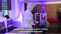 US fencer Ibtihaj Muhammad on France hijab row