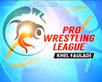 PWL 3 Day 2_ Parveen Rana Vs Khetik Tsabolov wrestling at Pro Wrestling league 2 (1)