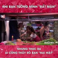 Bachelor Vietnam - Tập 5 - Khi bạn tưởng mình rất mặn nhưng thực ra ai cũng thấy rõ bạn hai mặt