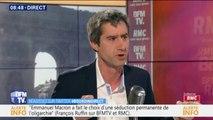 """François Ruffin dénonce le manque de """"compassion"""" d'Emmanuel Macron"""