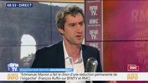"""François Ruffin (LFI): """"Mon travail, c'est d'animer la démocratie et de la faire vivre"""""""