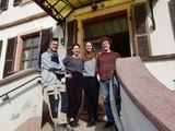 Ammertzwiller-Bernwiller: les architectes du collectif Na s'installent au village