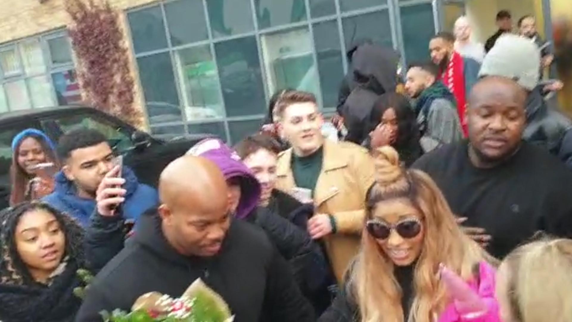London traffic blamed for Nicki Minaj Radio Show blunder