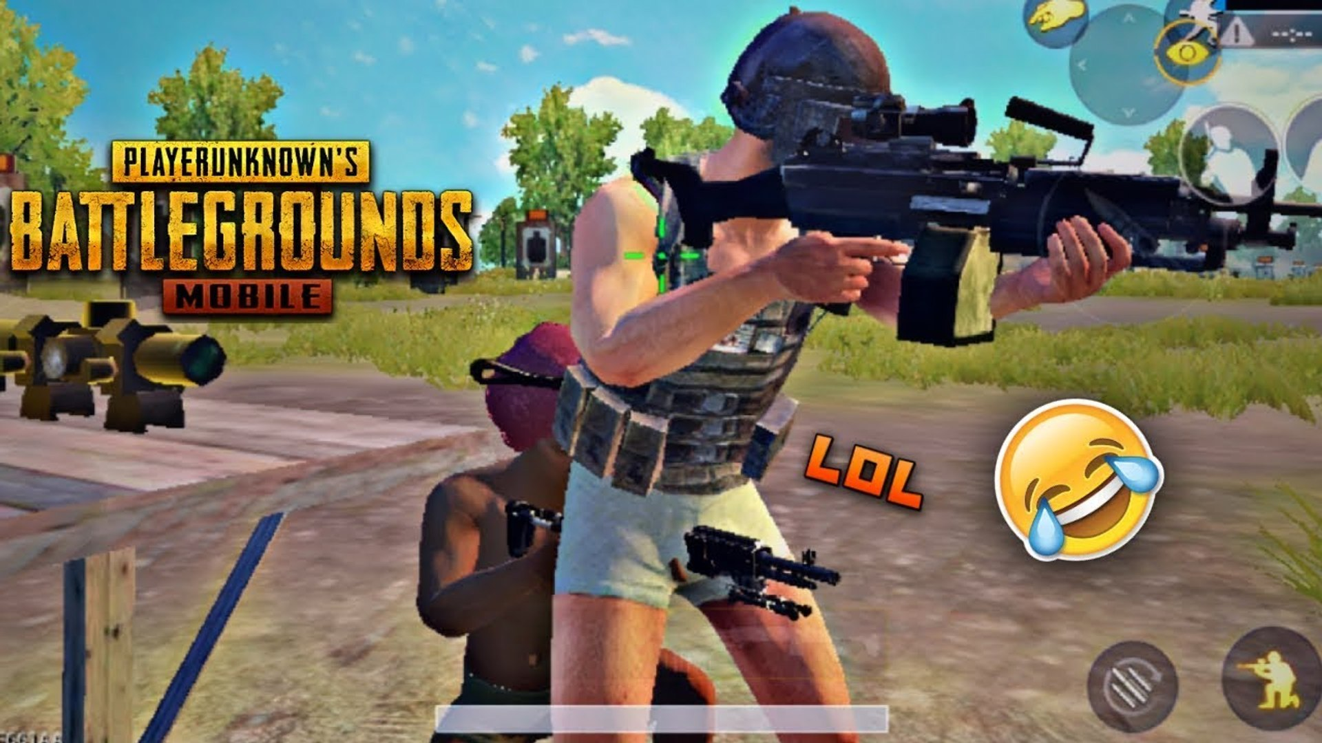 PUBG Mobile WTF and PUBG Mobile Funny Moments