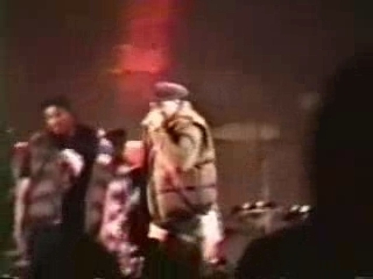Tupac - Concert In Maryland In 1993 (With Thug Life & Biggie