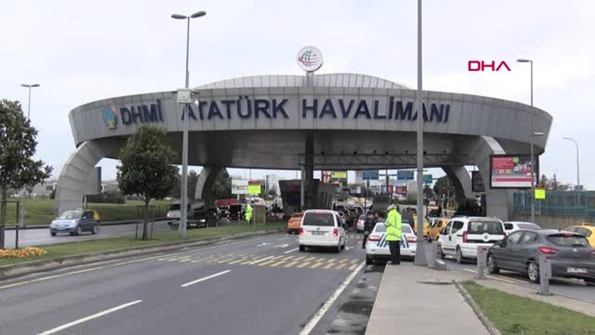 Atatürk Havalimanı'nda 'Tel Örgülü' Önlem