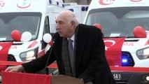 Sağlık Bakanlığı Van'a 7 ambulans tahsis etti