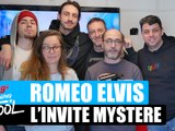Roméo Elvis - L'invité mystère #MorningDeDifool