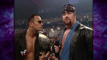 The Undertaker, Kane, The Rock, Chris Benoit & Mick Foley Segment (Undertaker Verbally Owns Rock on the Mic)! 9/18/00