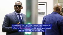 R. Kelly Blames His Unpaid Child Support On His Ex Wife...What