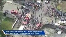 Al menos cinco alumnos y un profesor muertos en un tiroteo en una escuela de Brasil