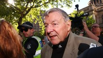 Cardinal Pell sentenced to 6 years in prison for sexually abusing 2 choirboys