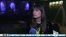 La Martégale Clara Luciani de retour dans le sud pour un concert