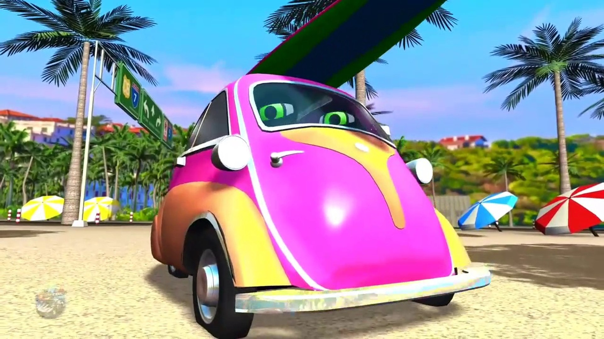Car Jump And Beautiful Car Model and Beautiful Toy Zip