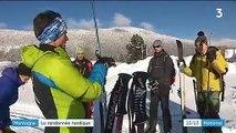 Montagne : à la découverte de la randonnée nordique