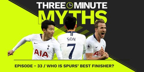 Who Is Spurs' Best Finisher?