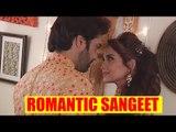 Viraj and Sitara's romanticsangeet